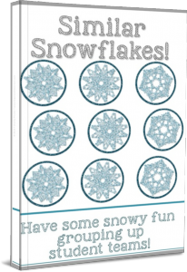 Do you want a FREE copy of Similar Snowflakes?