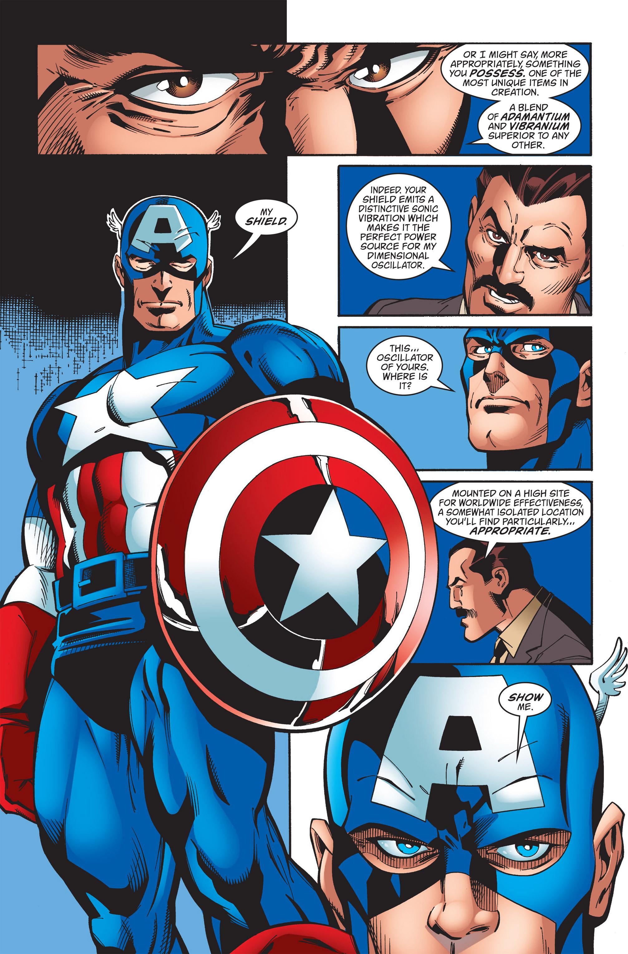 Captain America (1998) Issue #36 #43 - English 15