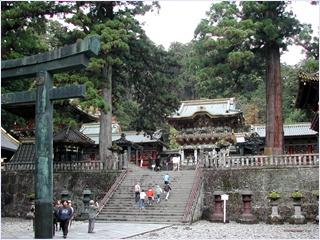 ศาลเจ้าโทโชกุ (Toshogu Shrine)