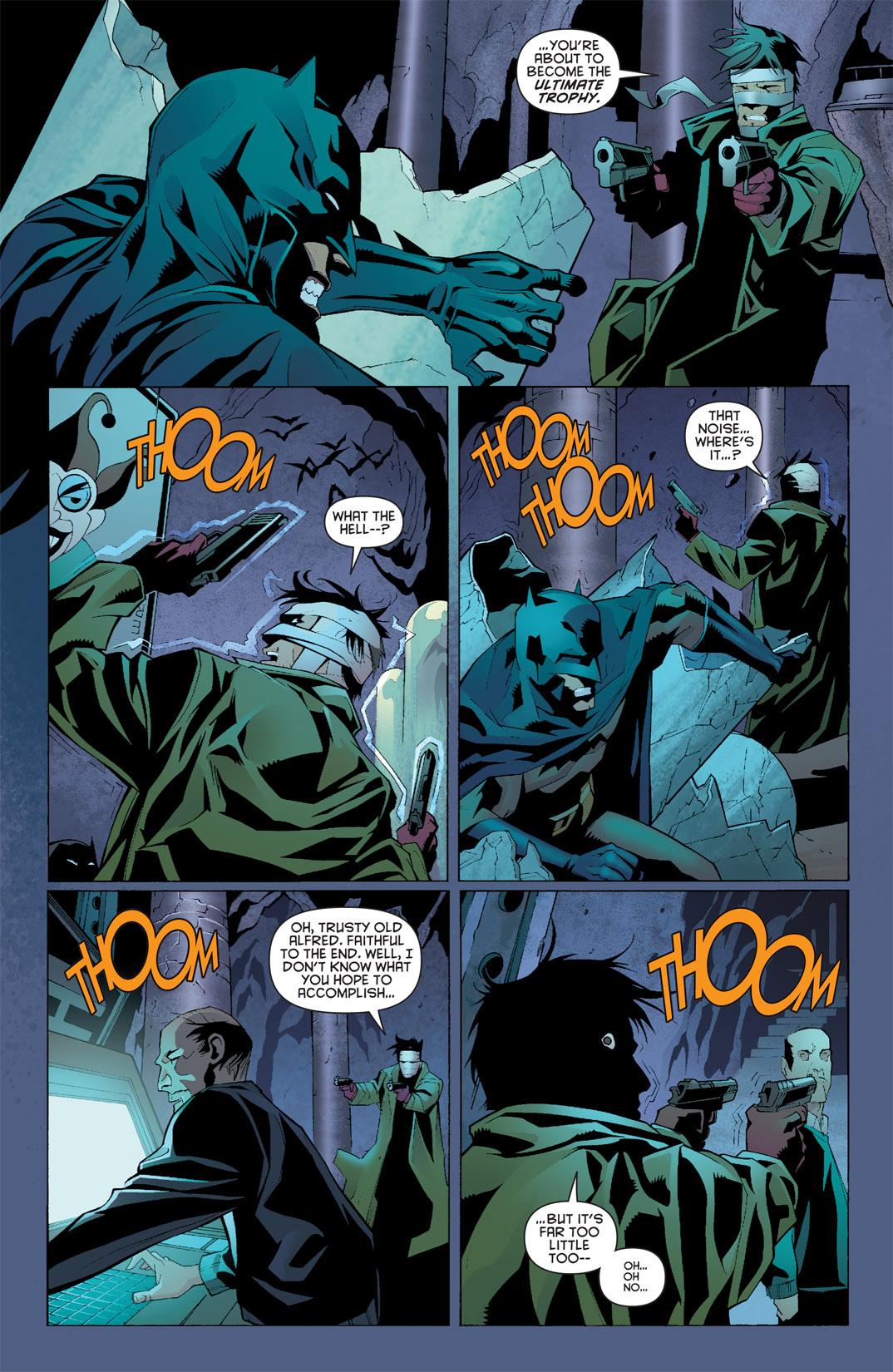 Detective Comics (1937) 850 Page 22