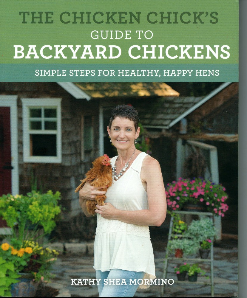 the chicken u0027s guide to backyard chickens a review oak
