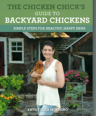 Are you intrigued by the idea of keeping chickens in your backyard? Kathy Shea Mormino's new book will help you get started on the right foot.