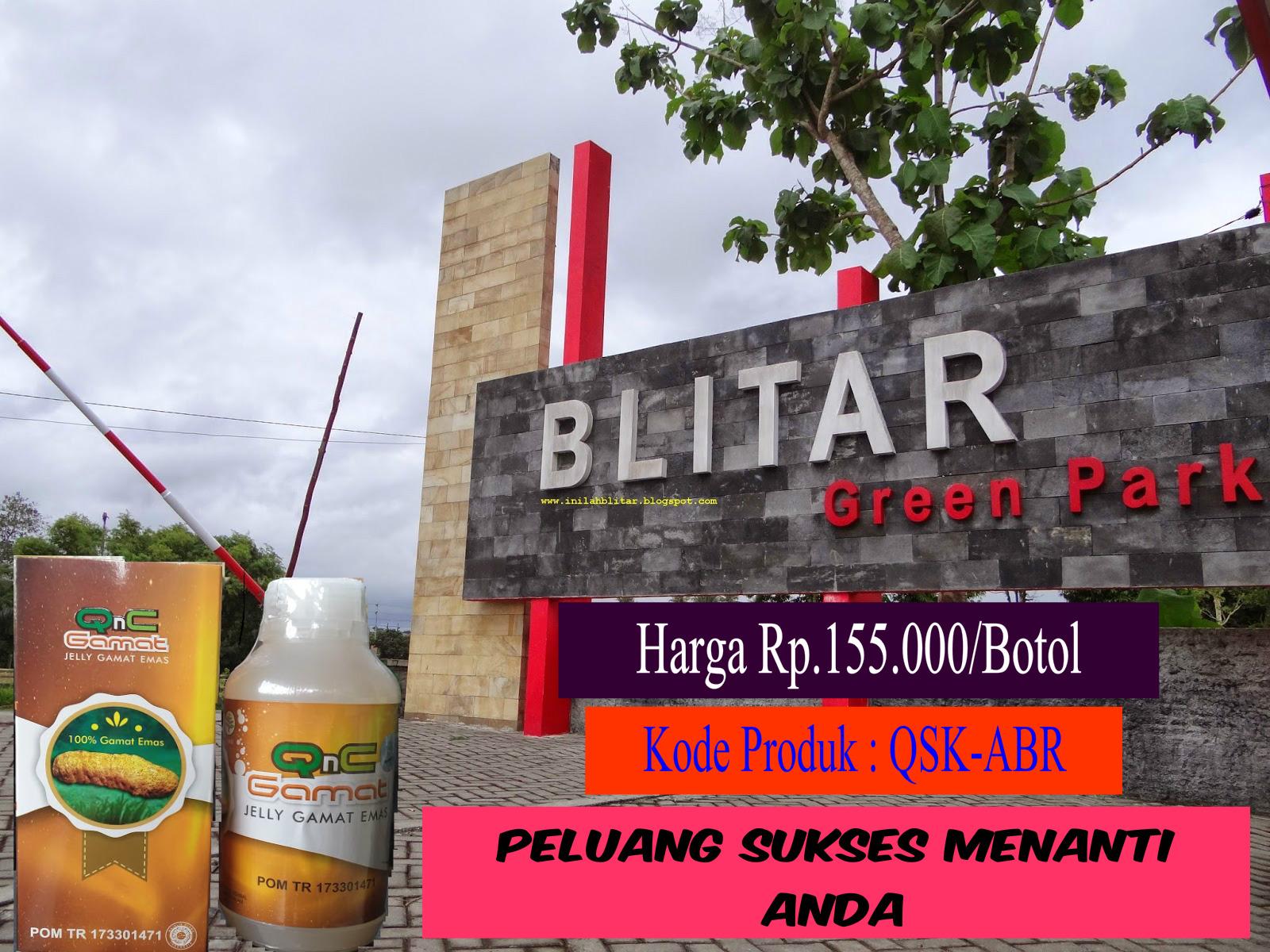 Penjual QnC Jelly Gamat Di Blitar