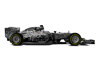 Red Bull RB11 camuflado