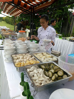 Catering Indo Kitchen for wedding Bali