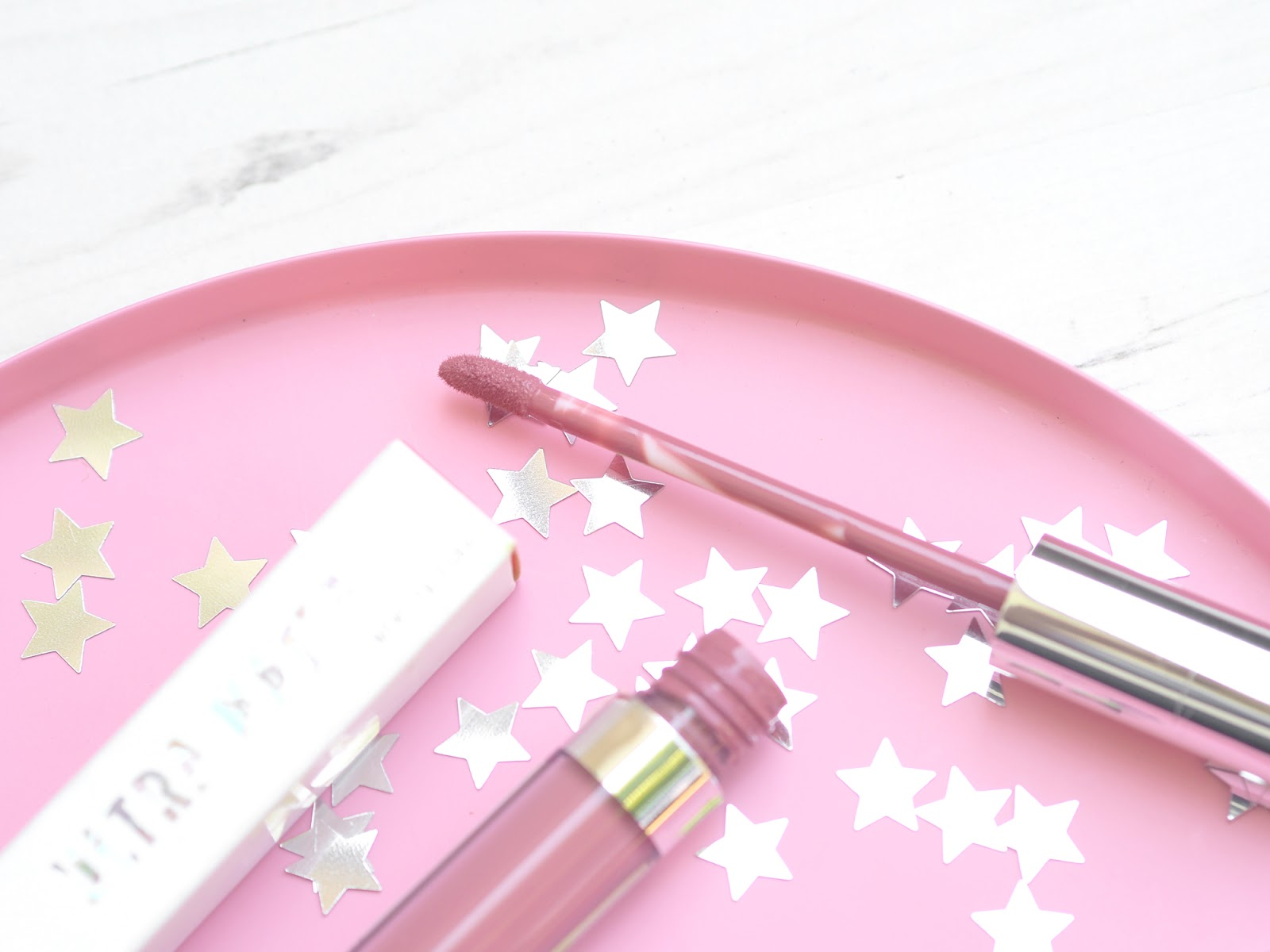 ColourPop Ultra Matte Lips Lumiere 2 Review