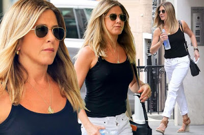 "Jennifer Aniston said she was ""not in pursuit of motherhood because I feel incomplete"""