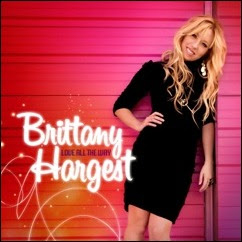 Brittany Hargest - Love All the Way CD