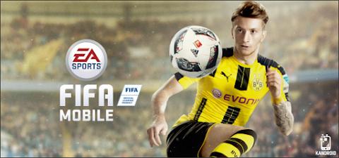 FIFA Mobile Futebol 8.0.7 APK