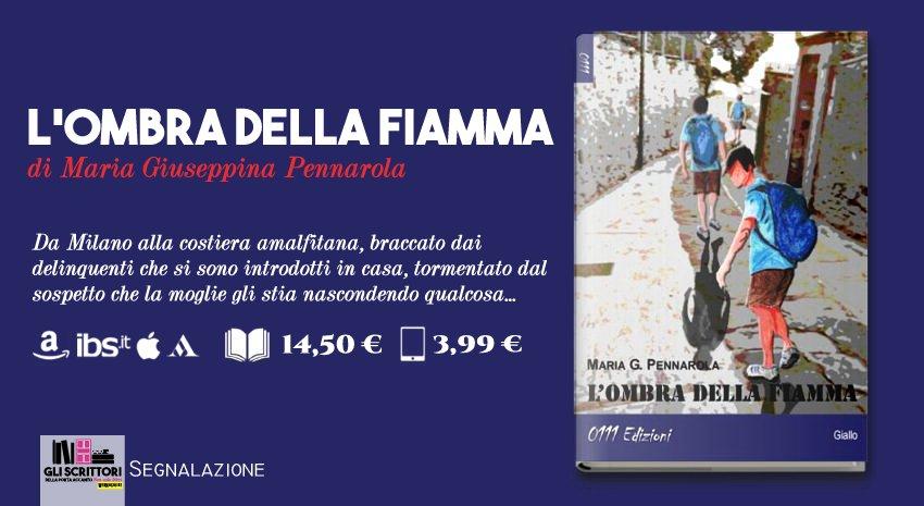 L'ombra della fiamma, di Maria Giuseppina Pennarola
