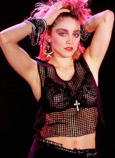 Madonna Lucky Star Outfit