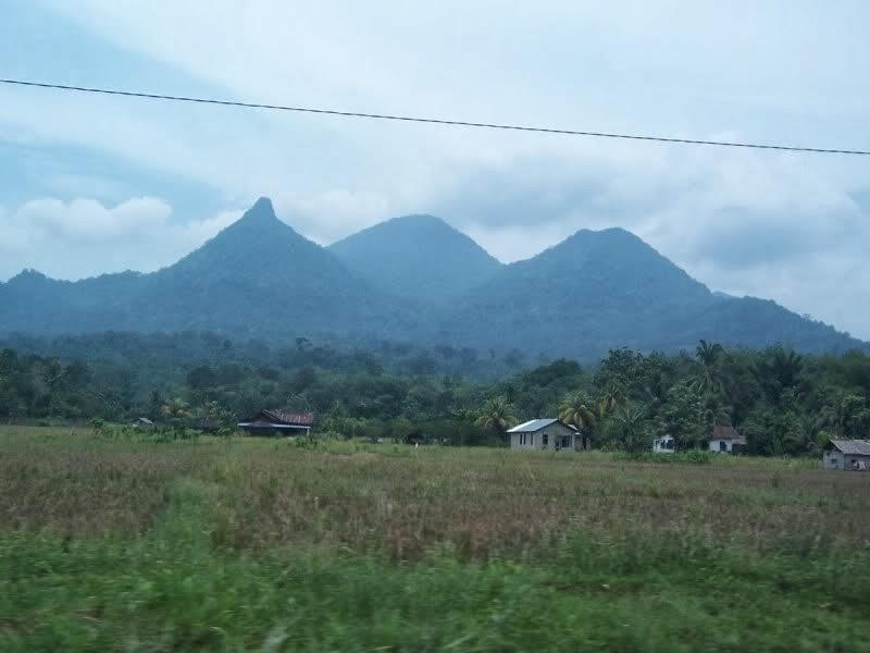 PutraRimbaBorneo: Gunung dan Pegunungan di Kalimantan