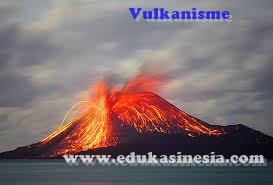 Pengertian Vulkanisme dan Penjelasannya Terlengkap