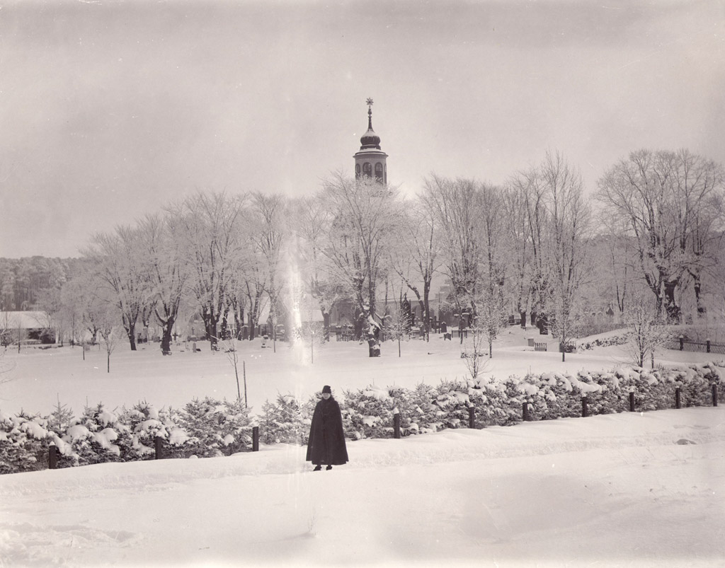 stockholm in the snow - photo #42