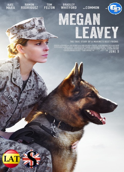 Megan Leavey (2017) HD 1080P LATINO/INGLES