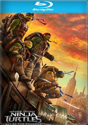 Teenage Mutant Ninja Turtles: Out of the Shadows [2016] [BD25] [Latino]