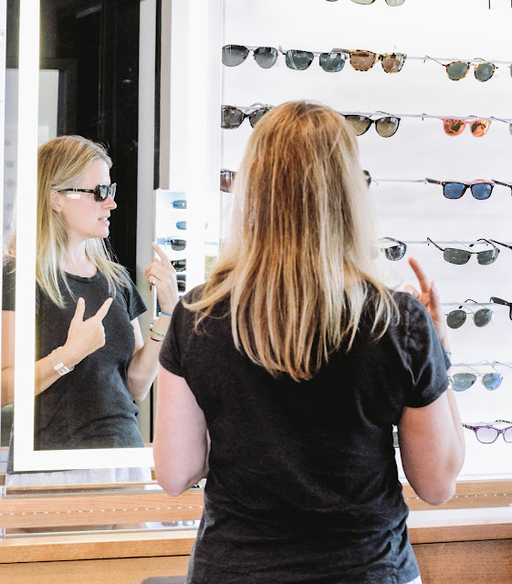 "EYESPOT is a gorgeous luxury boutique optical in Chestnut Hill, MA. Find out more about this practice I recently joined including their ""Give a Pair. Get a Pair"" Mission and Global Partnership to help provide the gift of sight to children in Nepal."