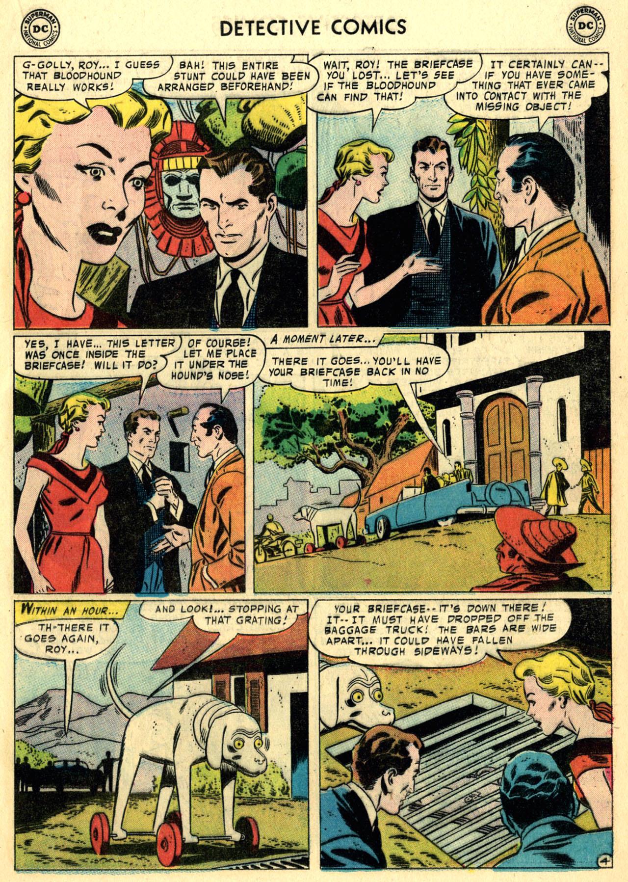 Read online Detective Comics (1937) comic -  Issue #247 - 21