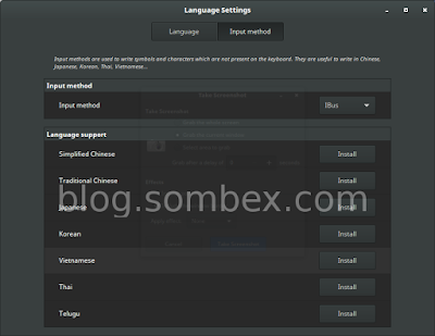 How to Write Non-English Language on Linux Mint 18.3 Cinnamon (Like Hindi, Nepali & Others)
