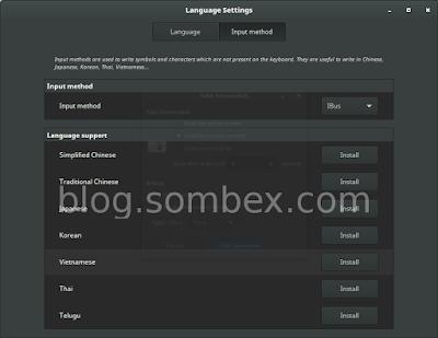 How to Write Non-English Language on Linux Mint 18.3 Cinnamon (Like Hindi, Nepali & Others)