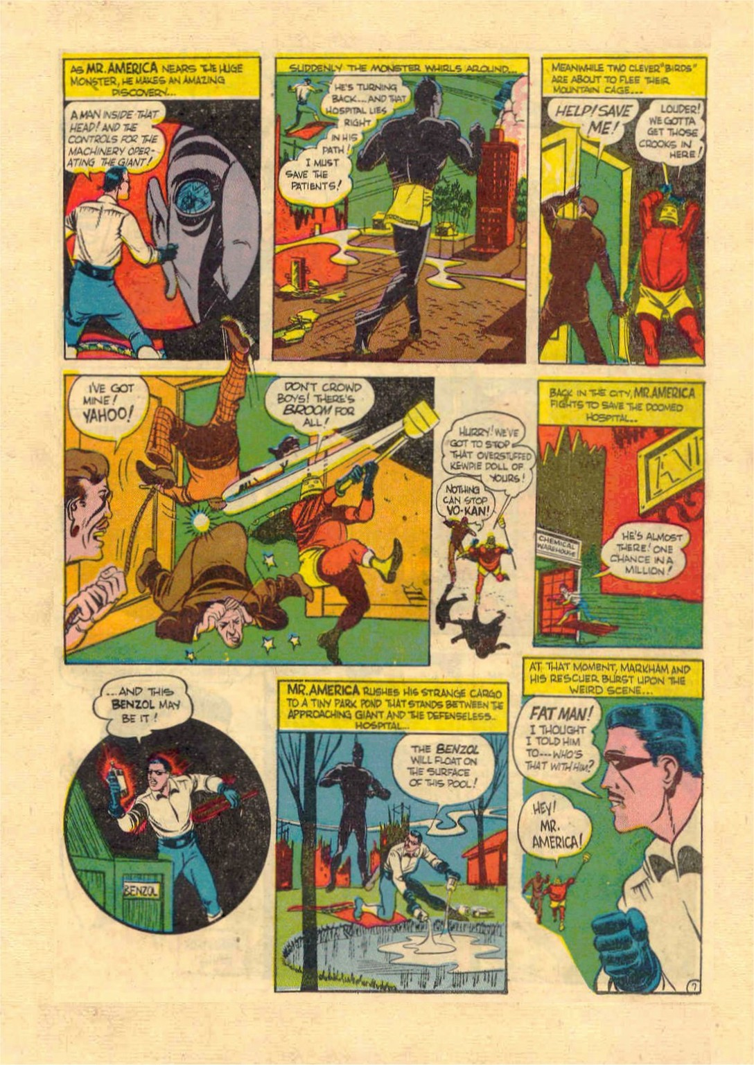 Read online Action Comics (1938) comic -  Issue #46 - 44
