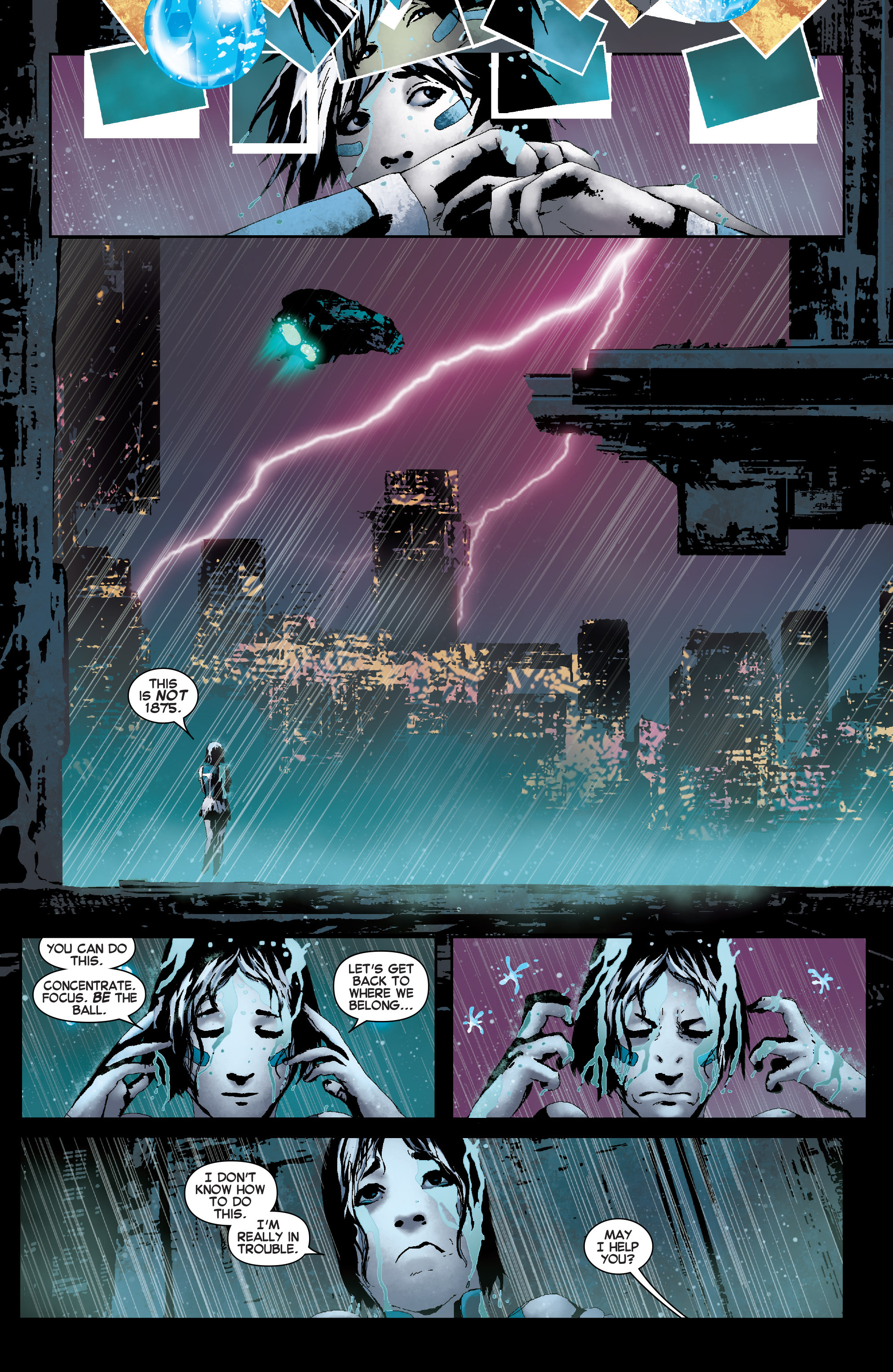 Read online Uncanny X-Men (2013) comic -  Issue # Annual 1 - 14