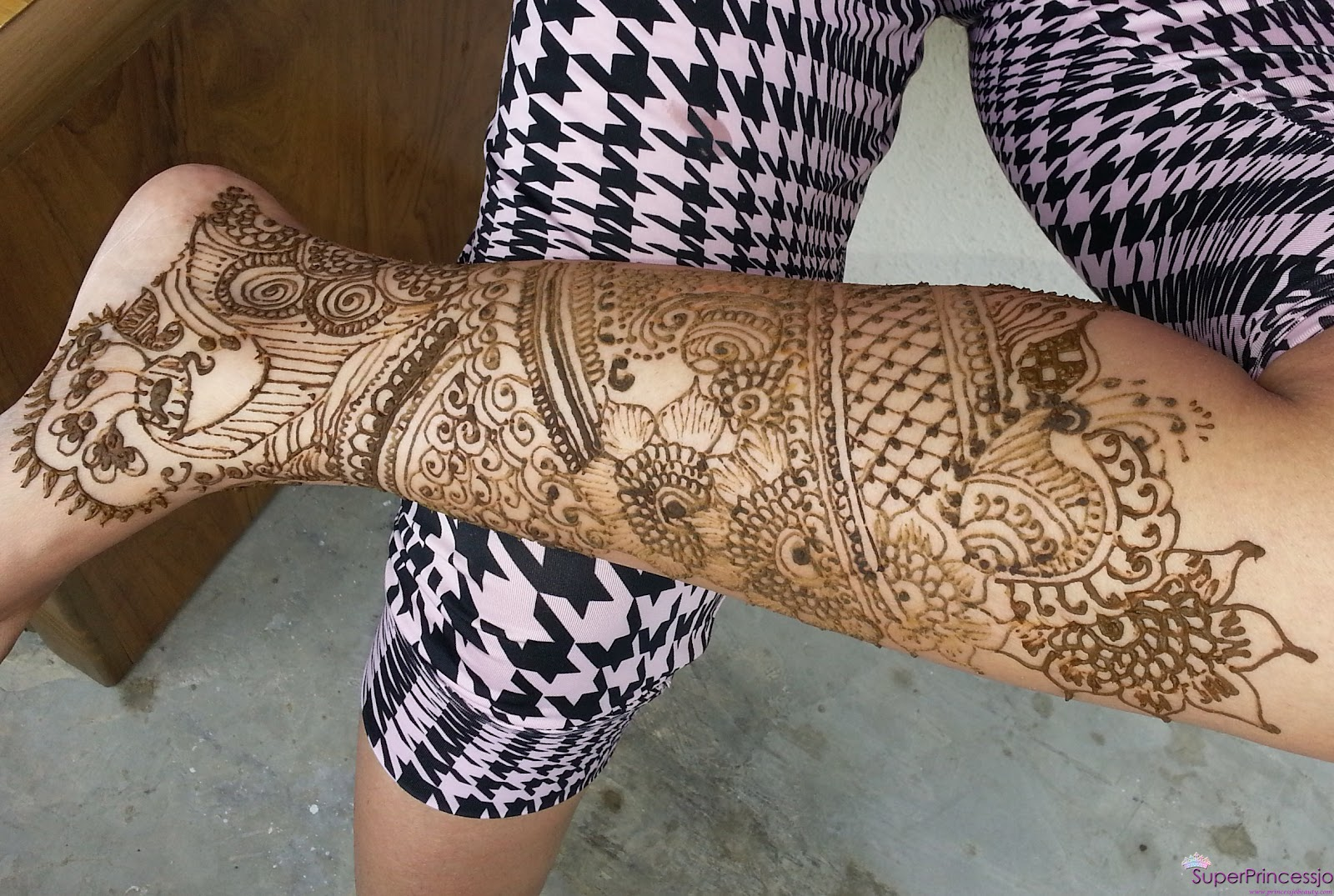 Henna And Tattoo Art: SuperPrincessjo : Henna Mehendi Designs Full Feet Henna
