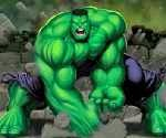 Hulk Central Smash Down