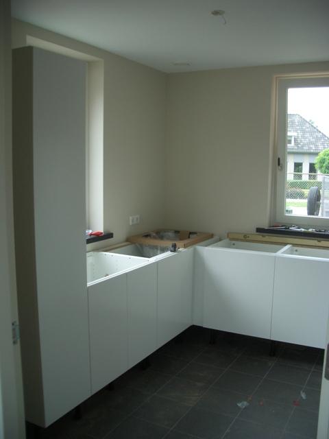 voorbeeld ikea inbouwkasten