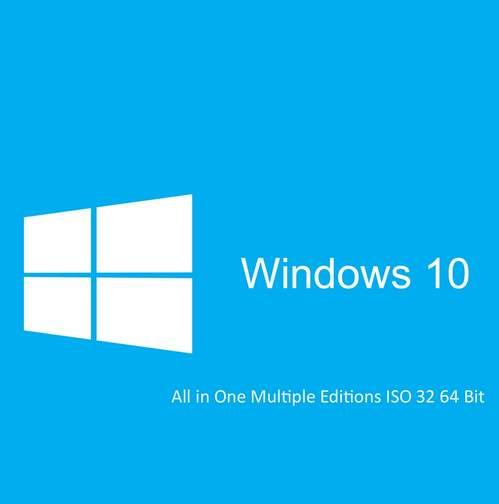 Descargar Windows 10 Final En Español Original Todas las Versiones En uno ISO 32 y 64 bits 2015