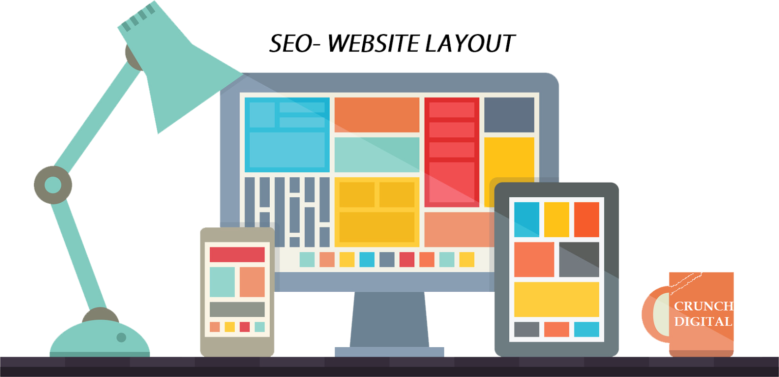 WEBSITE LAYOUT- SEO