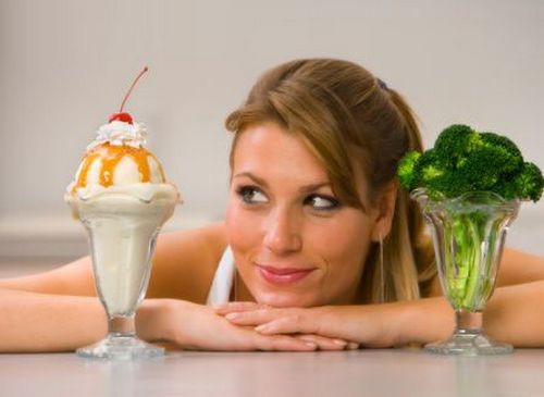 мороженная диета для похудения
