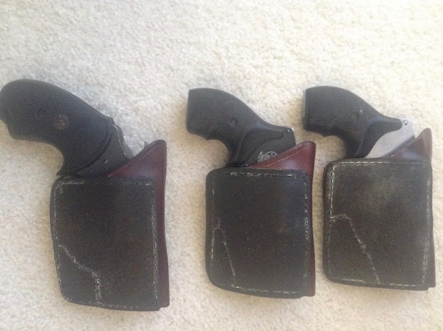 The Next Chapter: HOLSTER REVIEW: Kramer Pocket Holsters for S&W J