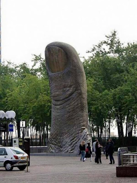 Amazing and unique sculptures in the world ...