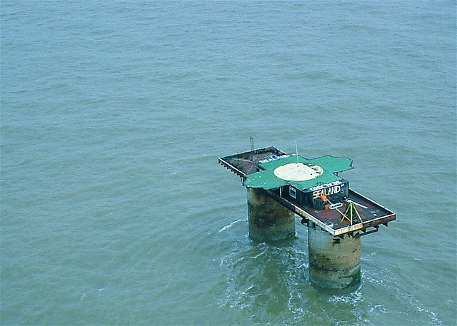 World's Smallest Country: 1. The Principality of Sealand