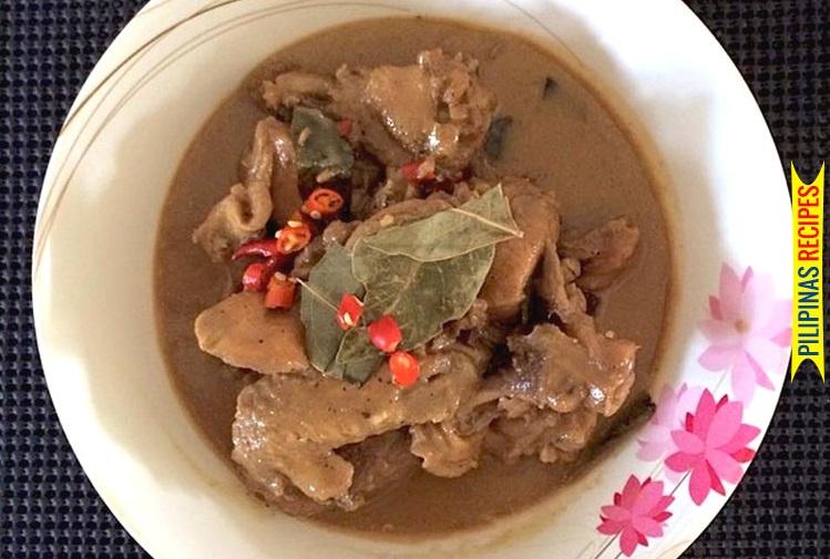 Creamy Chicken Adobo (Adobo Sa Gata) Recipe