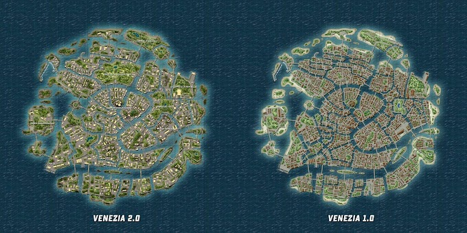 Pubg Venezia Map | What's New