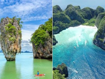 4 Destinasi Pelancongan Wajib Pergi Jika Anda Ke Phuket