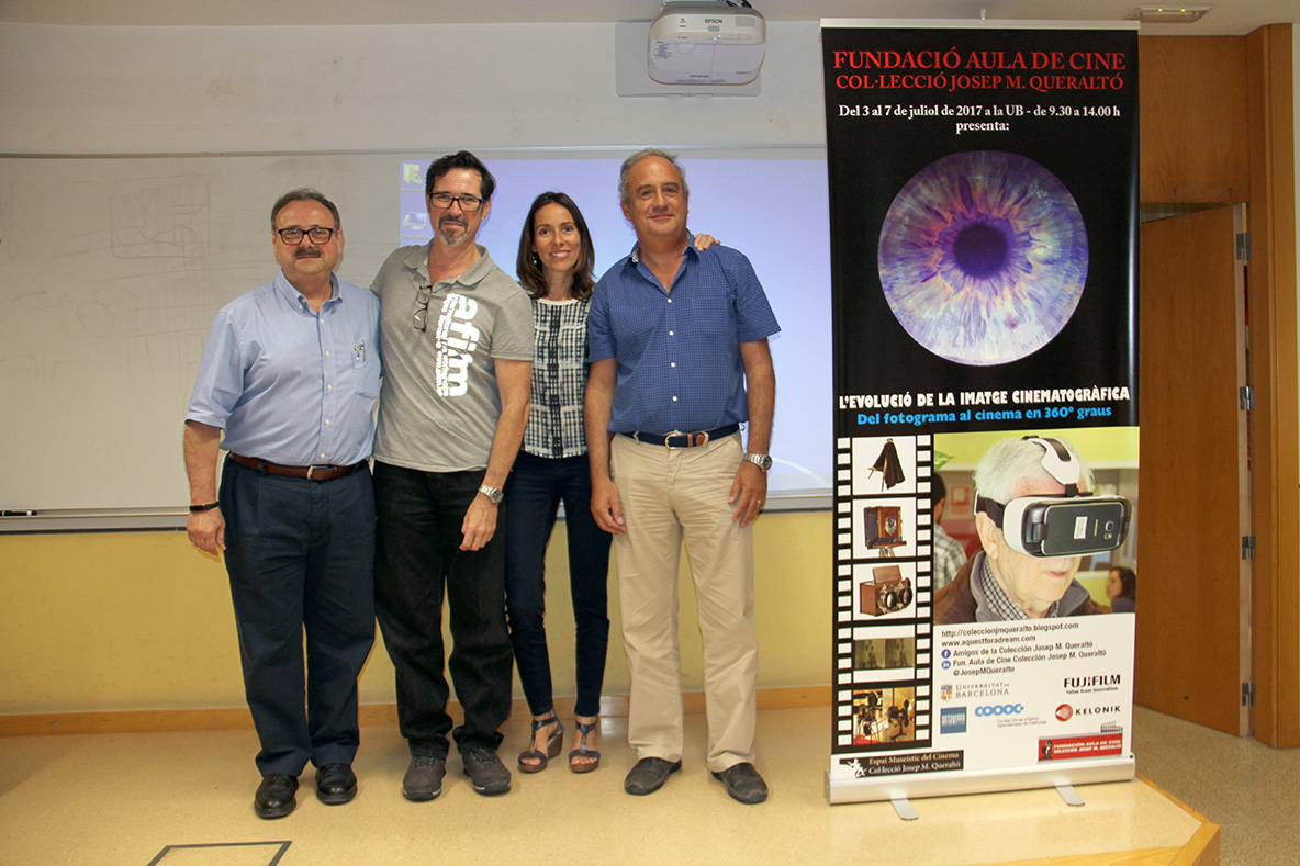 Coleccion Josep M. Queraltó de Cine: La captura de la imagen, su ...