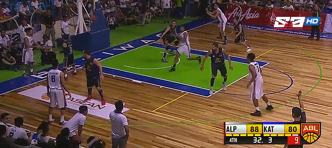 Alab Pilipinas def. Kaohsiung Truth, 91-82 (REPLAY VIDEO) December 4