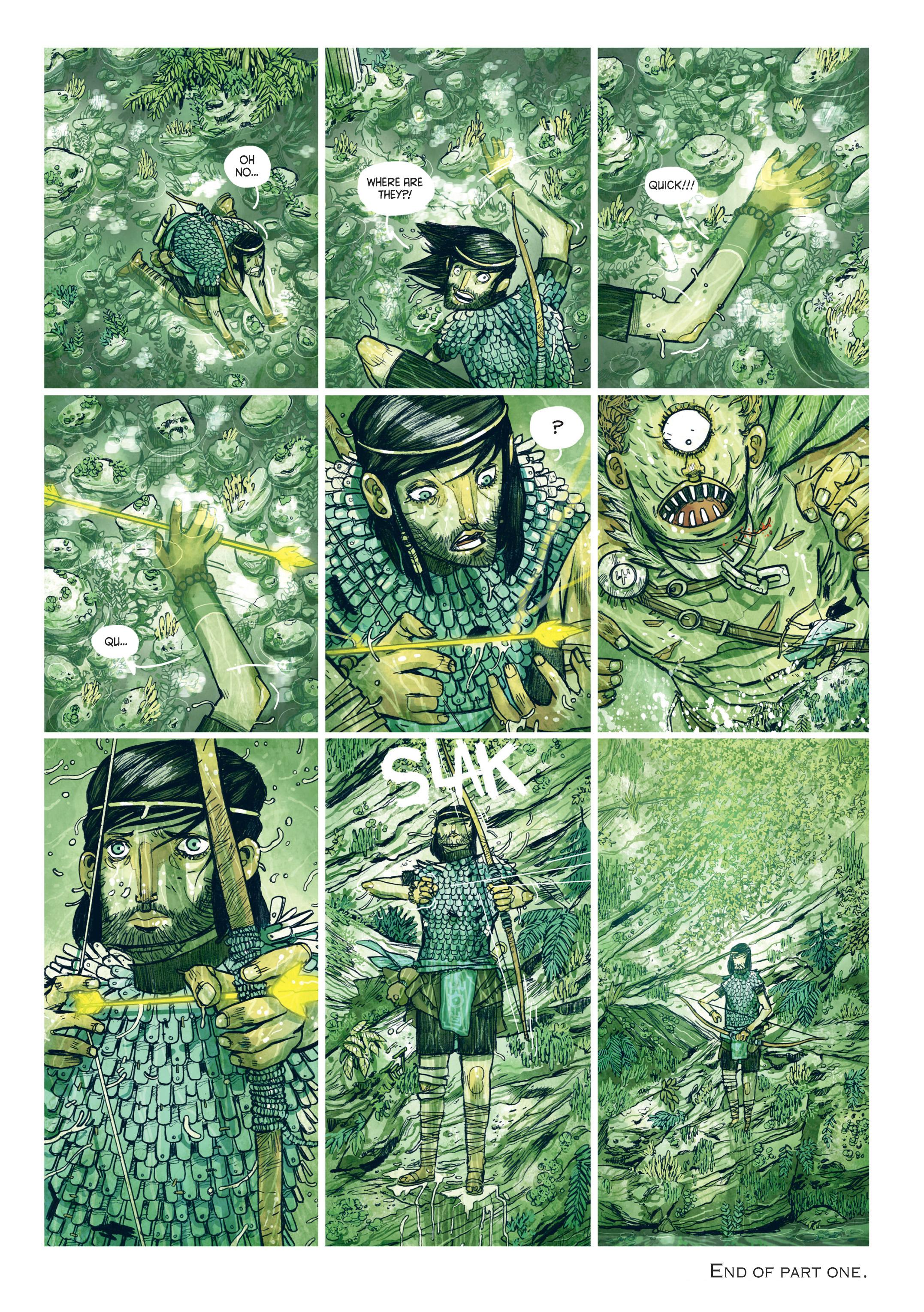Read online Adrastée comic -  Issue #1 - 75