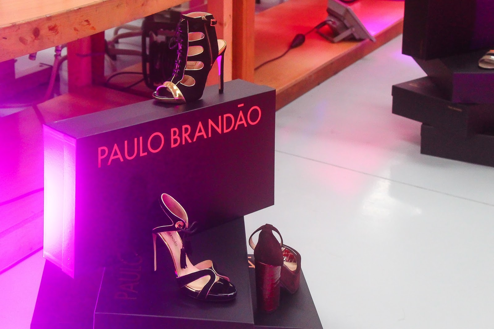 PAULO BRANDÃO SHOES
