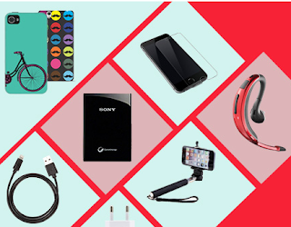 snapdeal Mobile & Tablet Accessories upto 70% off + Rs. 50 off