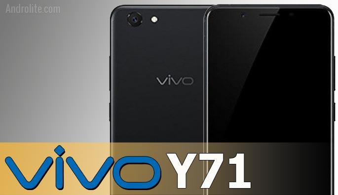 kini perusahaan Vivo tengah mempersiapkan sebuah HP gres dengan spesifikasi unggulan di k Vivo Y71 - Update Harga Terbaru 2018 dan Spesifikasi Lengkap