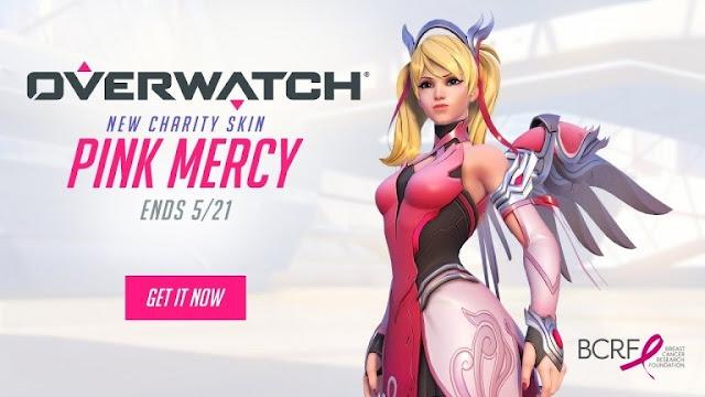 الإعلان عن زي جديد في لعبة Overwatch و التبرع بالمداخيل لمحاربة سرطان الثدي…