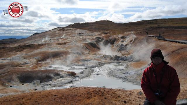 Leirhnjúkur, Islandia