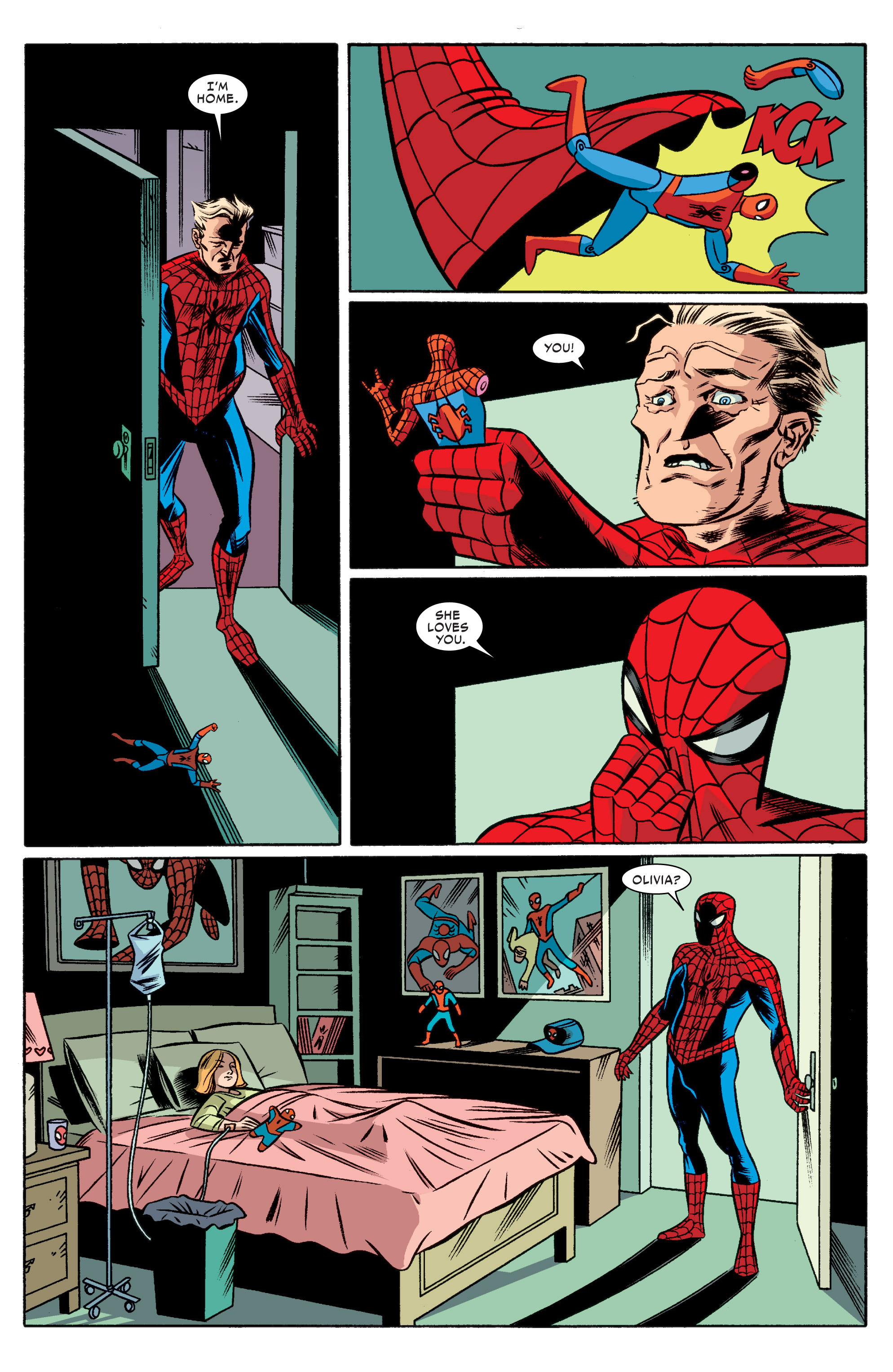 The Amazing Spider-Man (1963) 692 Page 31