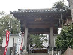 万福寺中門