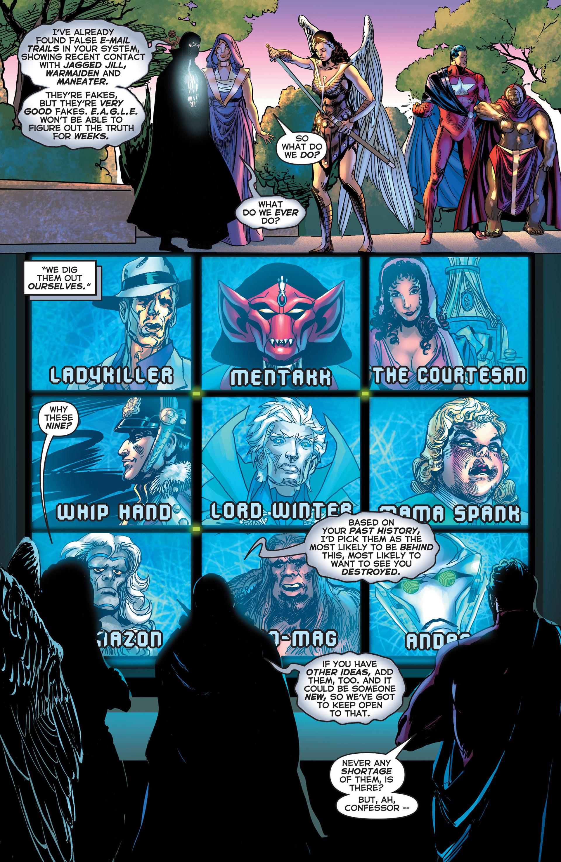 Read online Astro City comic -  Issue #8 - 14