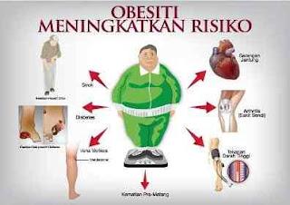 Program Diet Yoyo Dapat Menyebabkan Obesitas